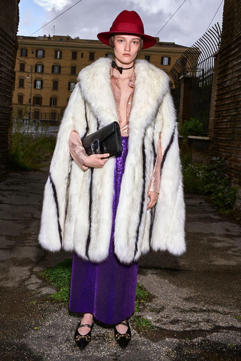 Gucci Pre-Fall 2020 Collection Lookbook Bruce Gilden