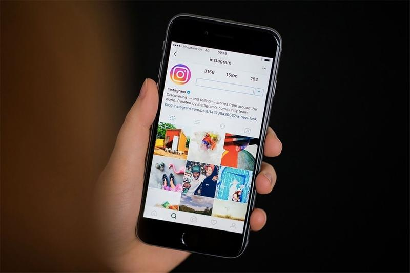 Instagram Mobile App iPhone