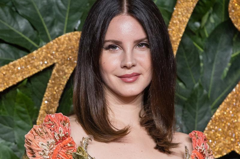 Lana Del Rey Fashion Awards 2018