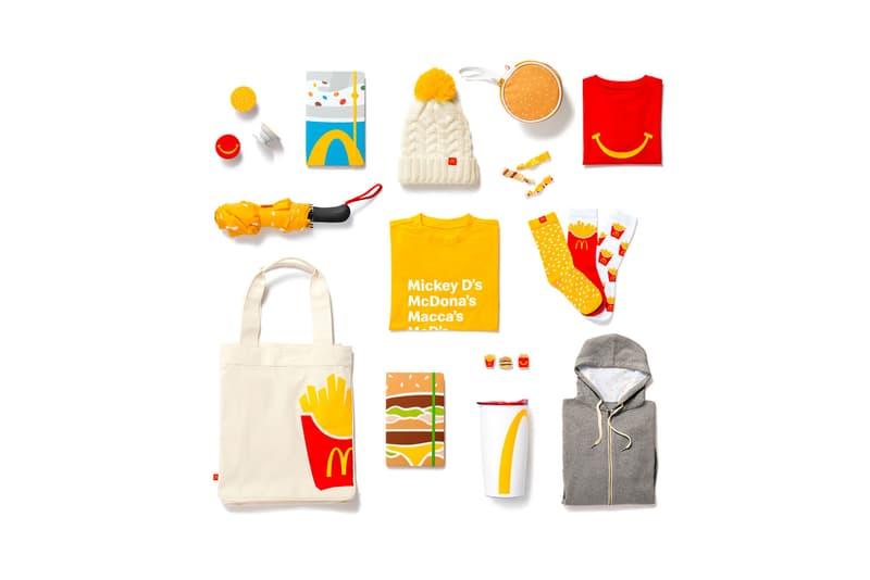 McDonald's Golden Arches Unlimited Merchandise