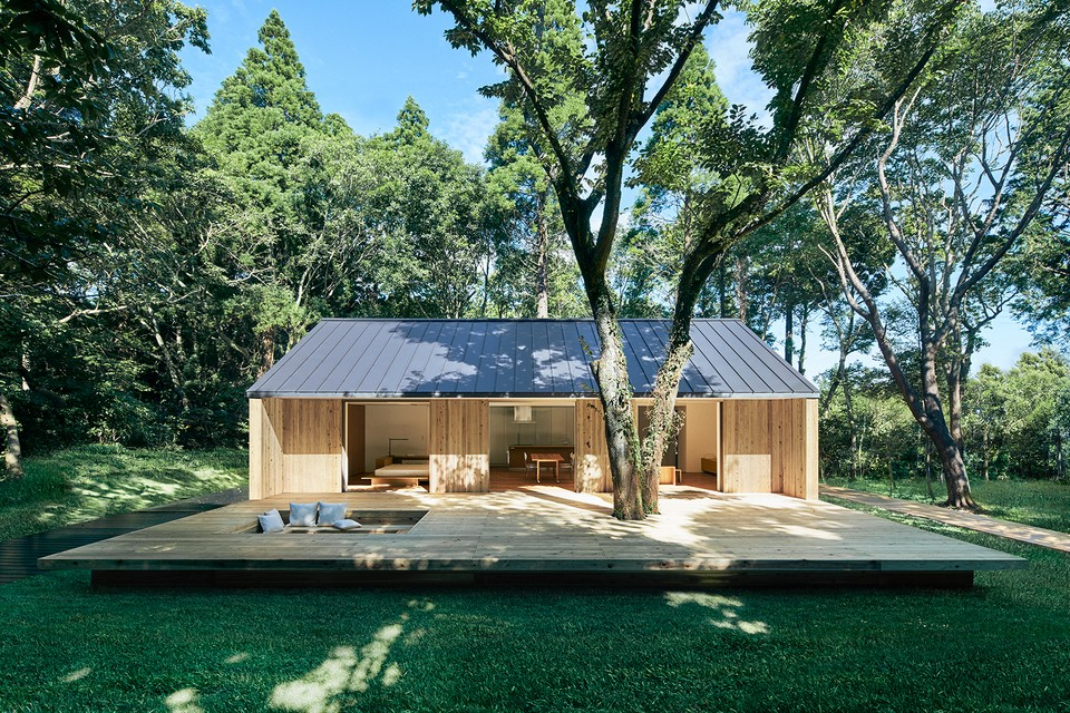 """MUJI's """"Yō no le"""" Micro Home Launches in Japan"""