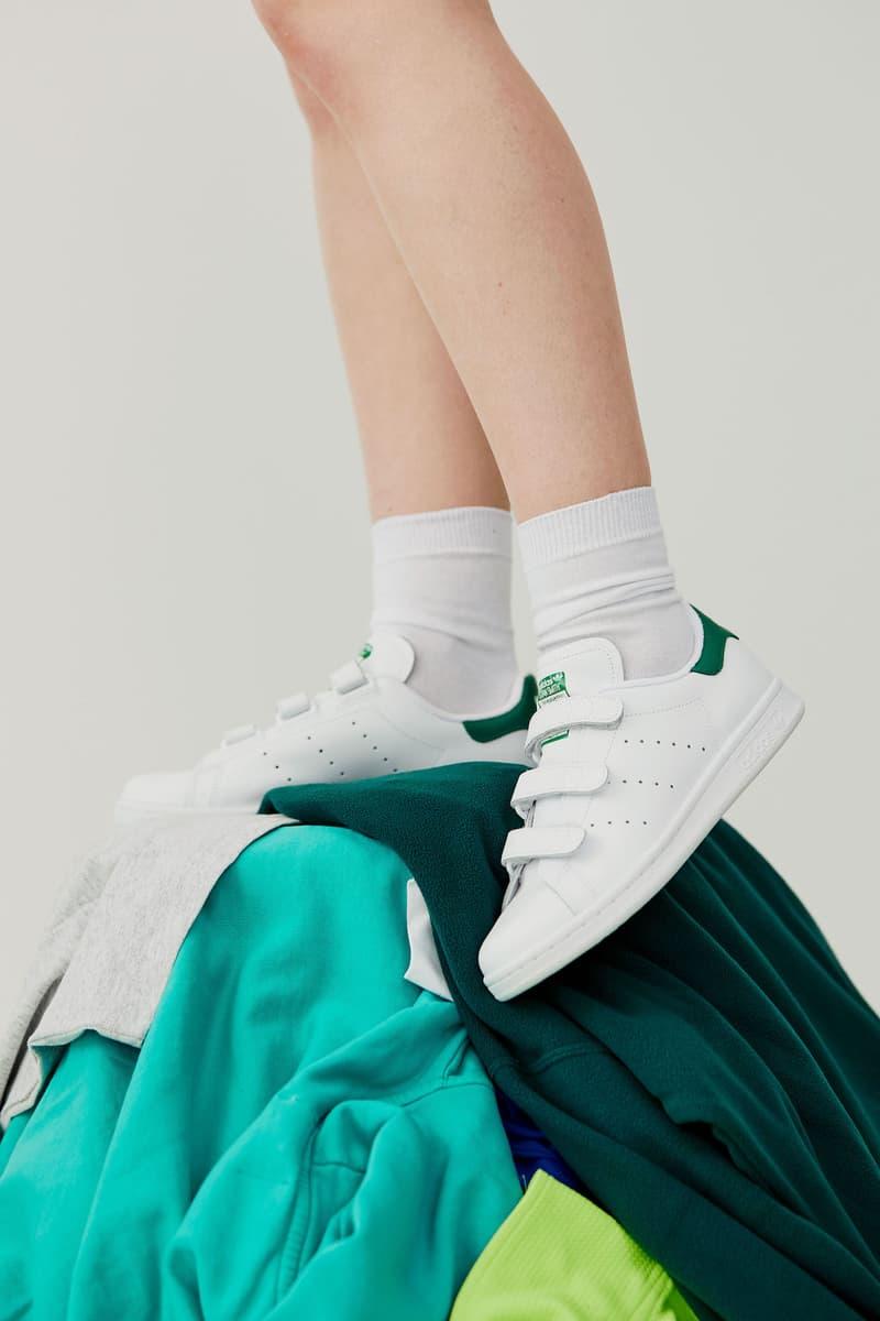 NAKED adidas Originals Three Stripes Icons Editorial Logo Branding Sportswear Athleisure Trend