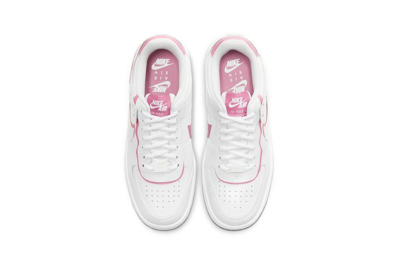 Nike Air Force 1 Shadow Magic Flamingo Pink White AF1