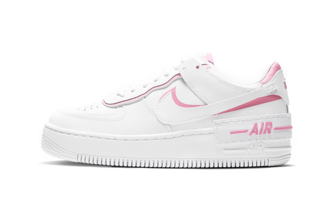 air force 1 shadow pink