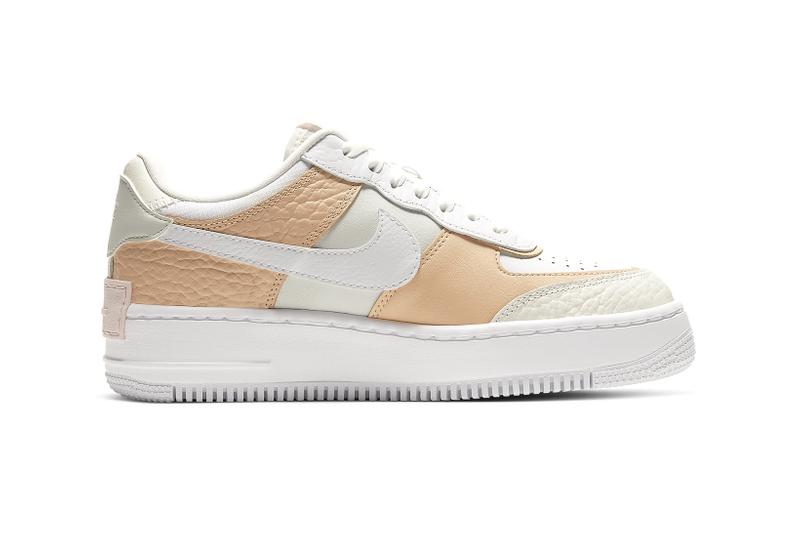 Nike Air Force 1 Shadow In Spruce Aura Sail Hypebae