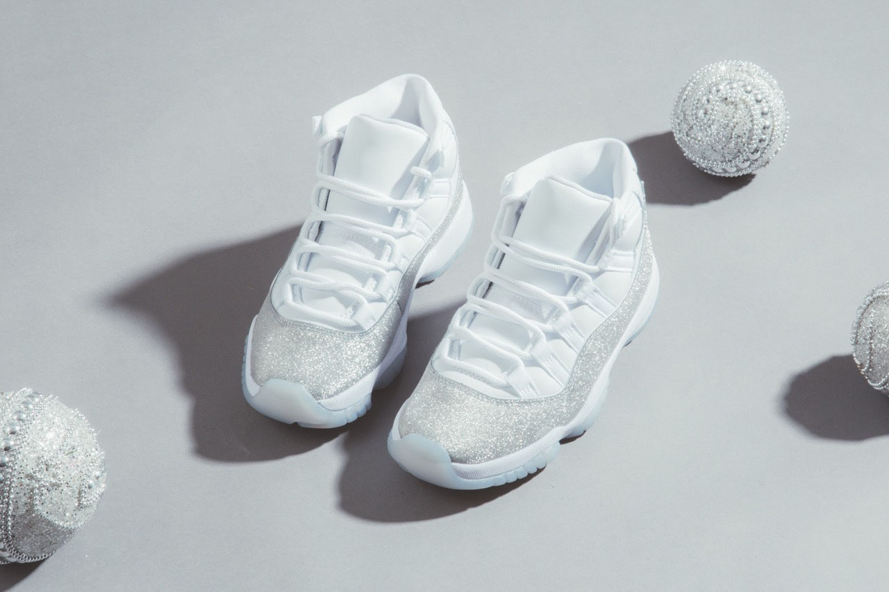 glitter sparkle sneakers