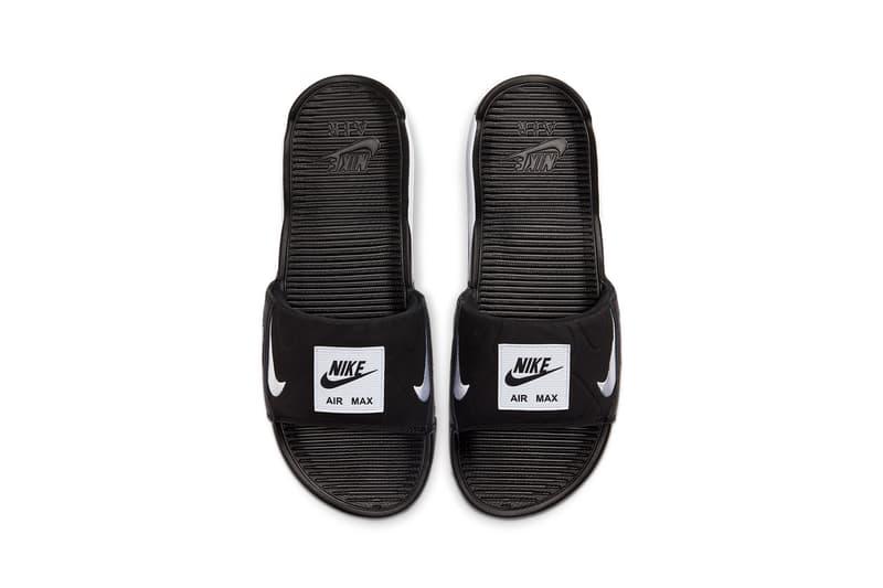 Nike Air Max 90 Slide Black/White