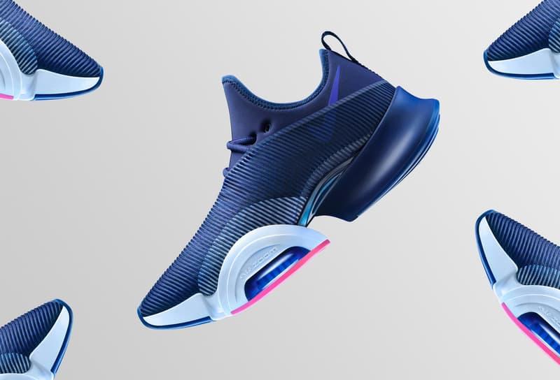 Nike Air Zoom SuperRep Sneaker Blue