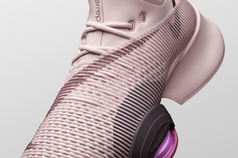 Nike Air Zoom SuperRep Sneaker Pink