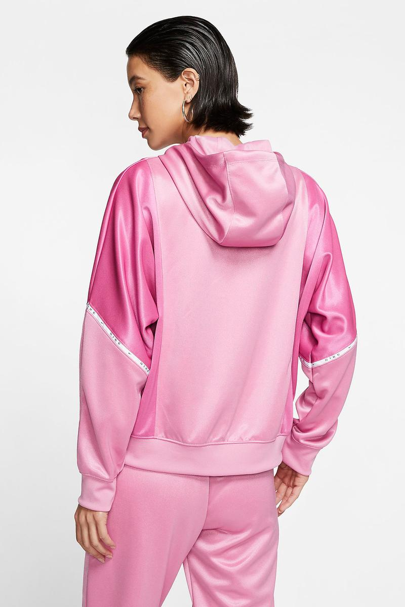 Nike Sportswear Hooded Jacket Magic Flamingo/Cosmic Fuchsia/White/Black