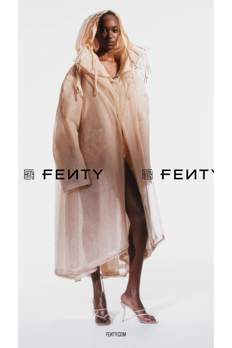Rihanna FENTY Collection 12 Release Campaign Lookbook Apparel Pieces Fashion LVMH Label