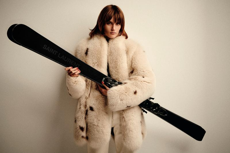 Saint Laurent Holiday 2019 Collection Zai Skis