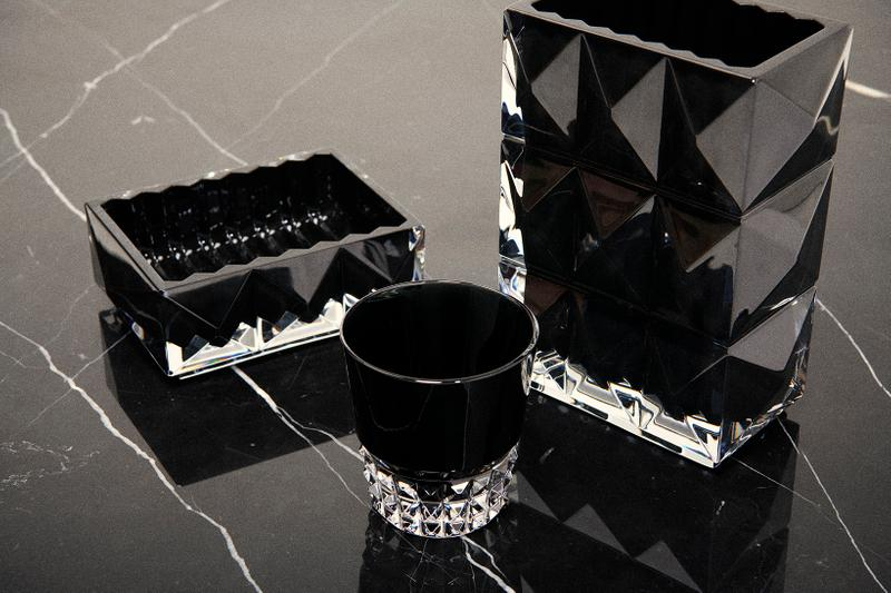 Saint Laurent Holiday 2019 Collection Baccarat Vase, Tumbler, Vide-Poche
