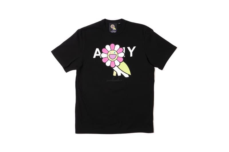 Takashi Murakami x OVO Collection T-Shirt Black