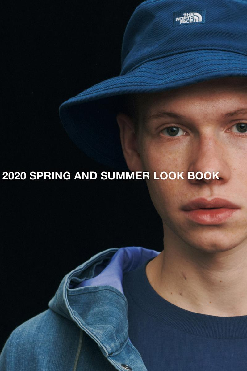 THE NORTH FACE PURPLE LABEL Spring Summer 2020 Collection Lookbook