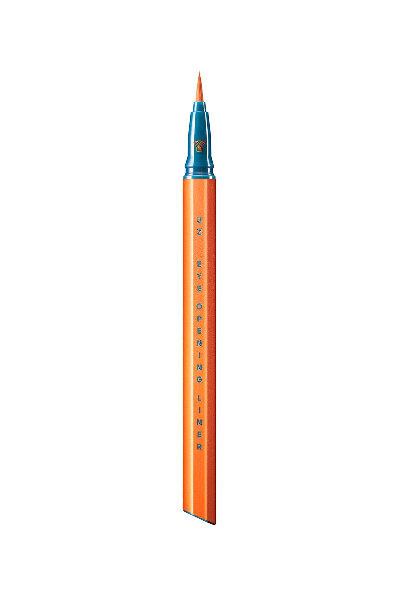 UZ Eye Opening Liner Colors Orange
