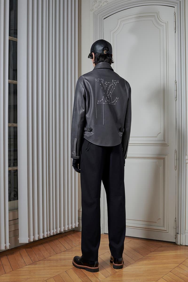 Virgil Abloh Louis Vuitton Pre-Fall 2020 Collection Lookbook LV Jacket