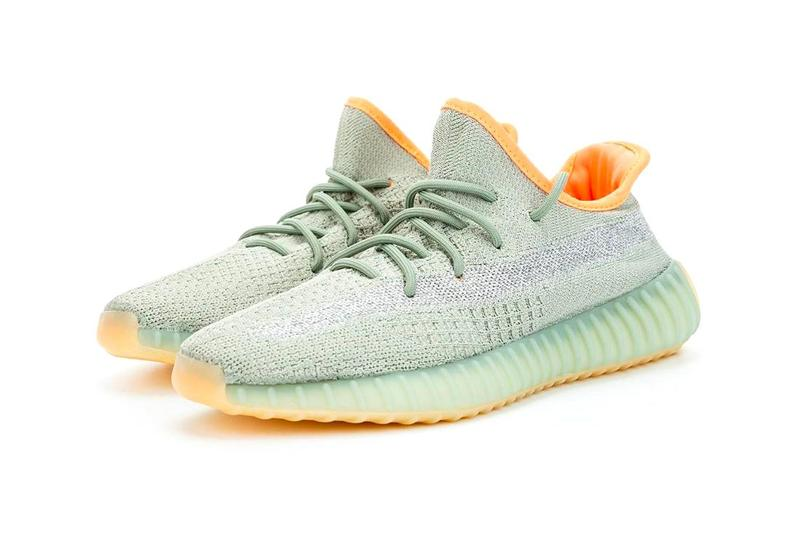 adidas Originals YEEZY BOOST 350 V2 Desert Sage Kanye West