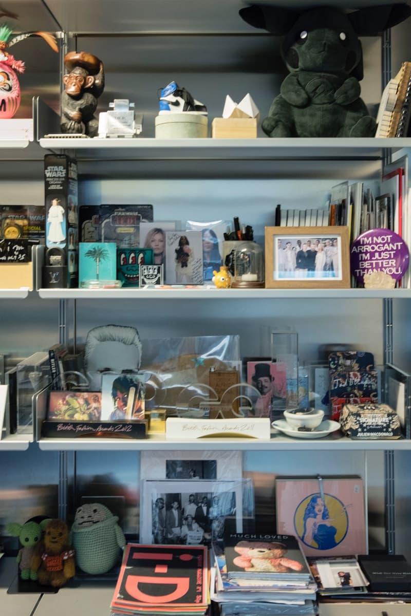 032c Magazine Issue 37 Kim Jones Interview black hole catalog dior men feature house inside interior look collection release publish