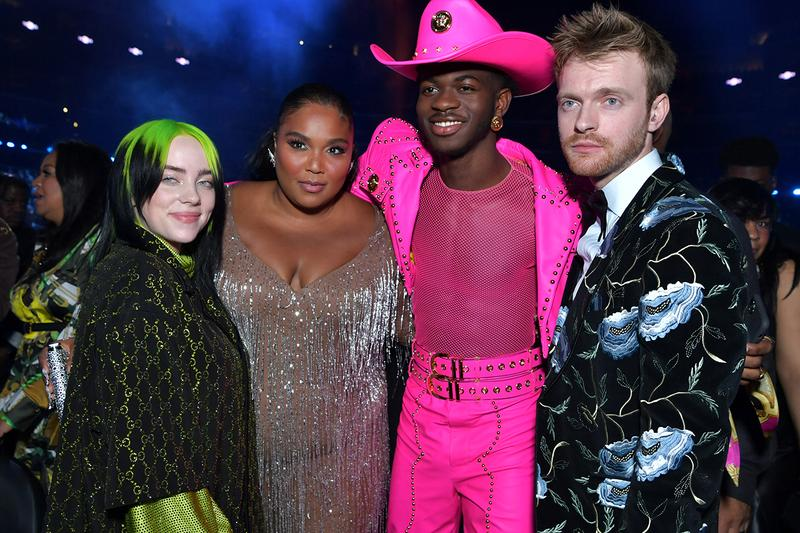 62nd Grammy Awards Winners 2020 Billie Eilish Brother Finneas Lil Nas X Lizzo