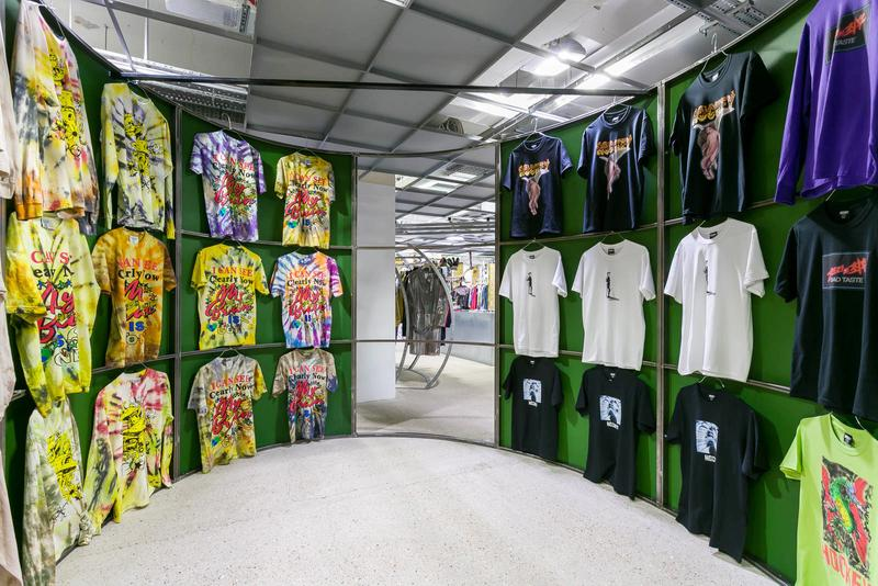 dover street market london new beginning spaces ss20 rei kawakubo gucci marine serre moncler nike novesta alyx fucking awesome doublet abra comme des garçons converse craig green haymarket january july biannual