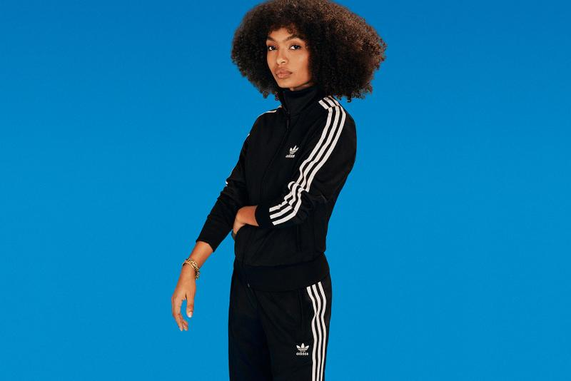 adidas originals change is a team sport campaign blackpink yara shahidi pharrell williams jackson wang jonah hill nigo