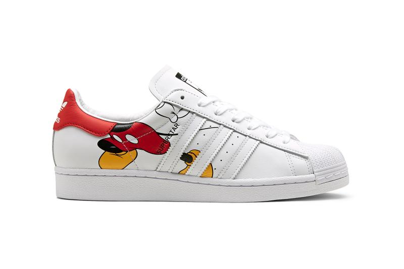 adidas originals chinese new year mickey mouse disney collaboration stan smith sneakers white 3d graphics shoes footwear sneakerhead