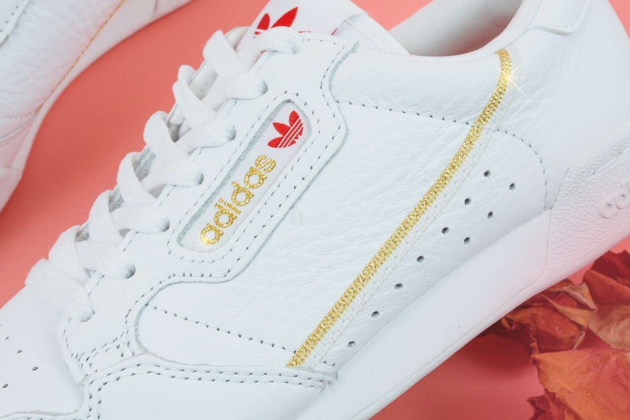 stan smith shoes with heart