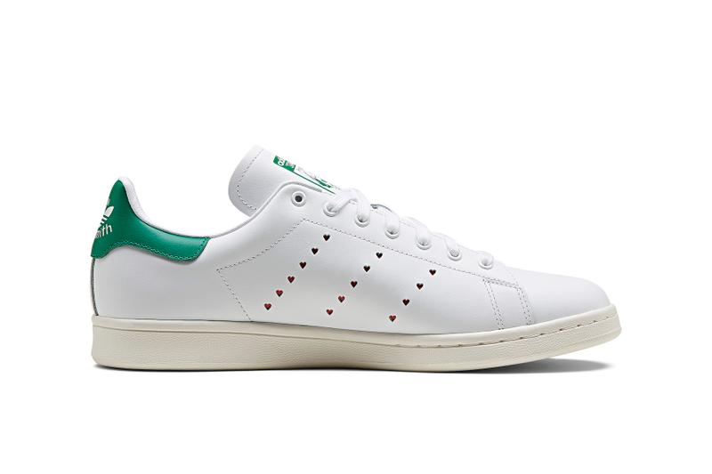 adidas Originals x Human Made Stan Smith Release Heart Print Valentine's Day