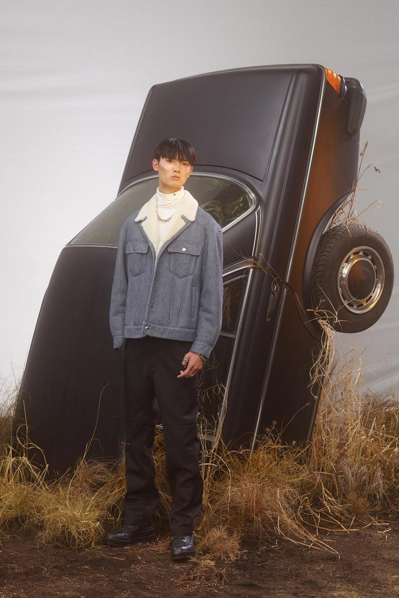 ambush yoon fall winter collection lookbook converse sneakers collaboration