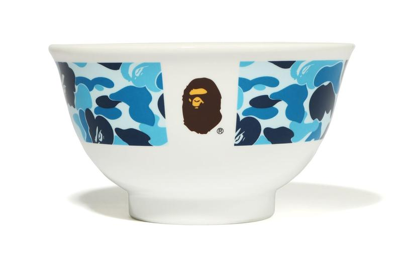BAPE Home Decor Camouflage Collection Print Graphic
