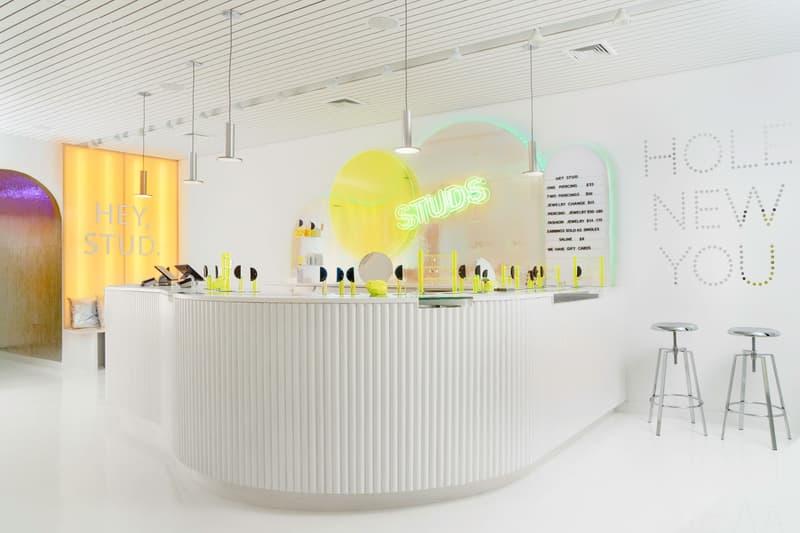 Studs New York City Piercing Shop Studio Store