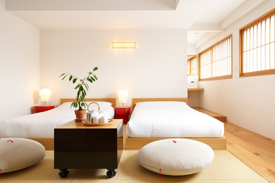 These Are the 7 Best Boutique Hotels in Tokyo