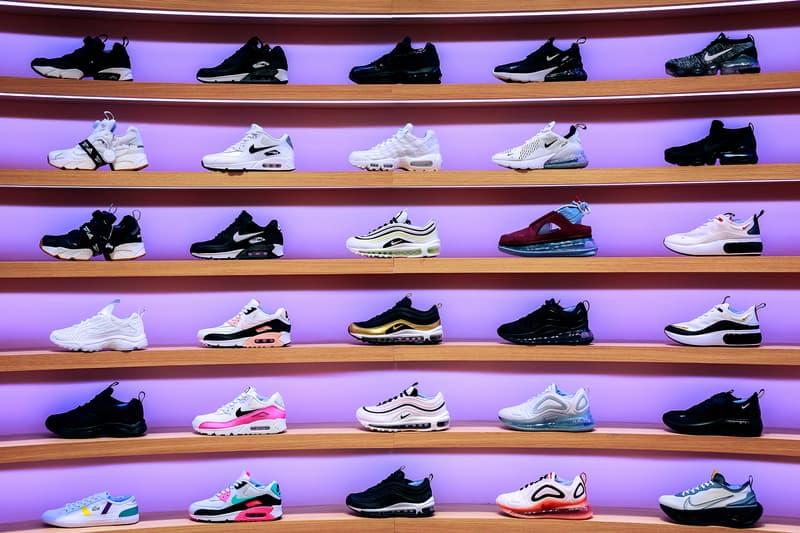 best womens sneakers stores japan tokyo osaka atmos pink lucua1100 nike air max 97 98 270 vapormax