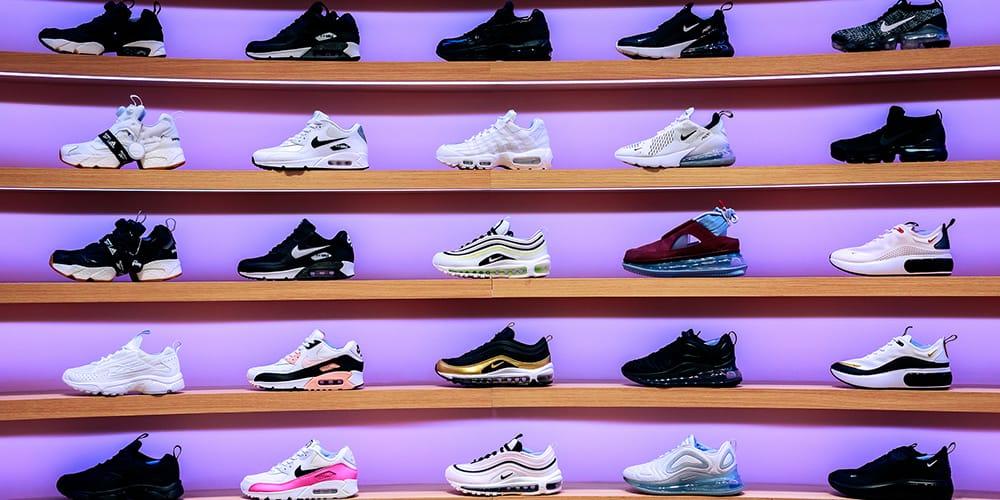 Best Stores for Women's Sneakers in