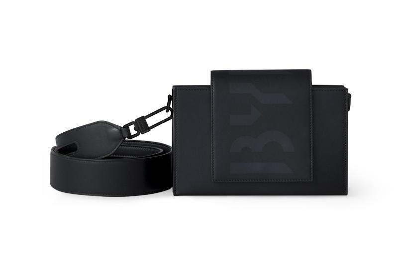 Byredo Spring/Summer 2020 Bag Collection Wallet Crossbody Black