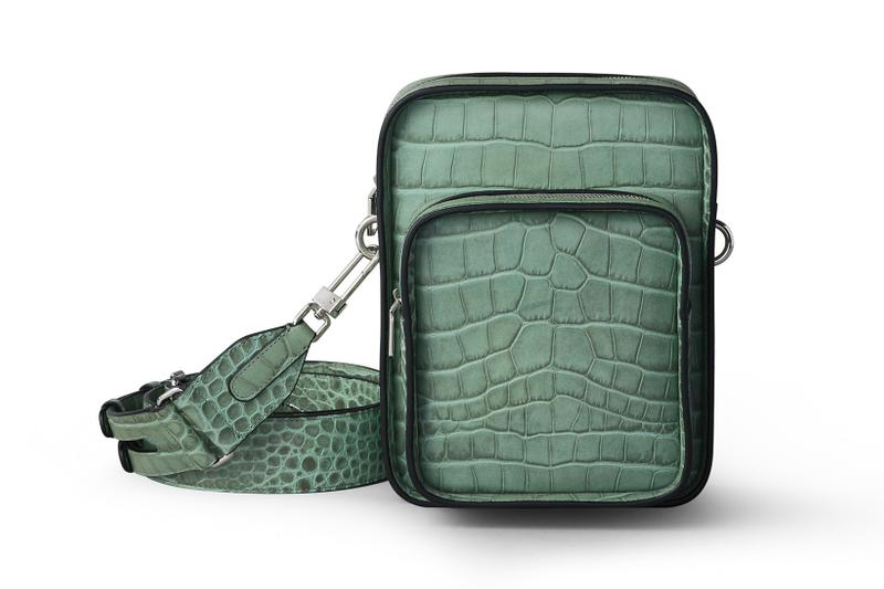 Byredo Spring/Summer 2020 Bag Collection Camera Crossbody Green