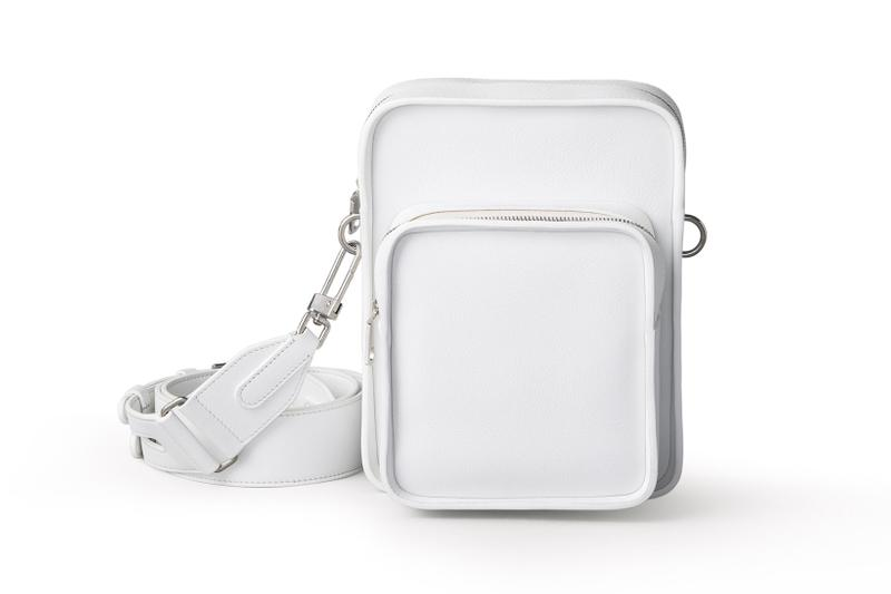 Byredo Spring/Summer 2020 Bag Collection Camera Crossbody White