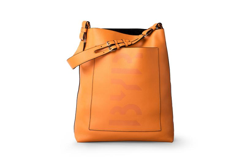 Byredo Spring/Summer 2020 Bag Collection Easy Tote Orange