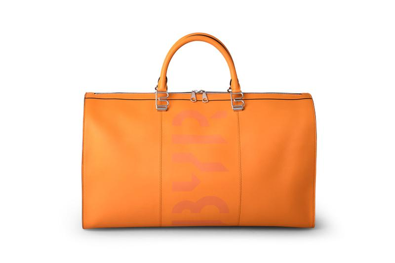 Byredo Spring/Summer 2020 Bag Collection Duffle Orange