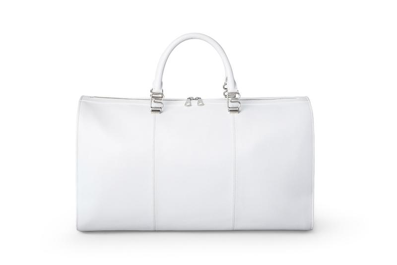 Byredo Spring/Summer 2020 Bag Collection Duffle White