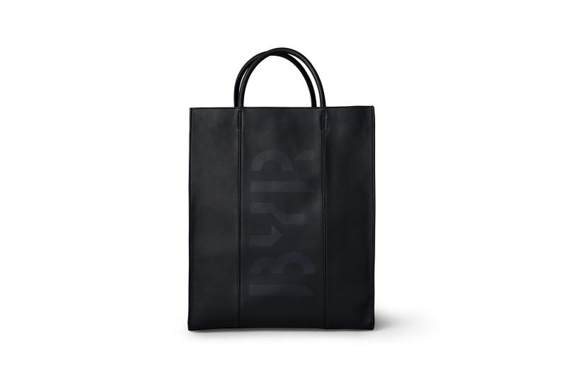 Byredo Spring/Summer 2020 Bag Collection Top Handle Tote Black