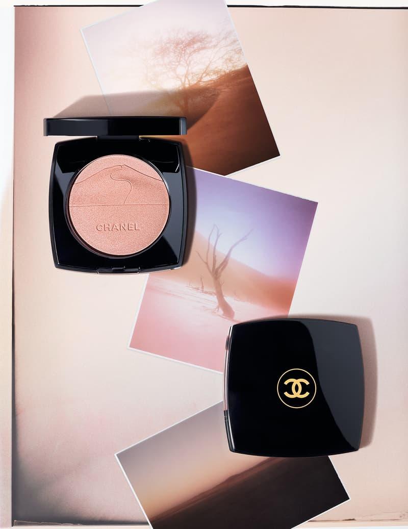 """Chanel SS20 """"Desert Dream"""" Makeup Collection Eclat Du Desert Highlighter"""