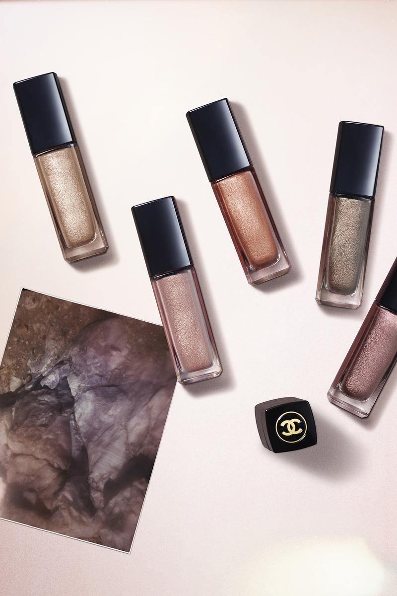 "Chanel SS20 ""Desert Dream"" Makeup Collection Ombre Premiere Laque Liquid Eyeshadow"