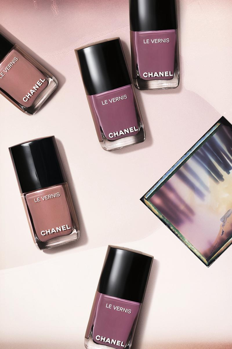 "Chanel SS20 ""Desert Dream"" Makeup Collection Vernis Nail Polish"