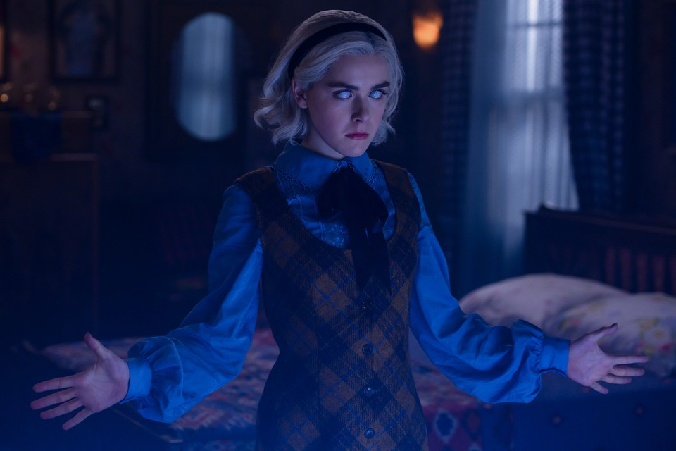 Sabrina Takes Over Hell in the Official Trailer of Netflix's 'Chilling Adventures of Sabrina'