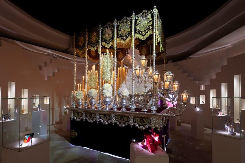 Christian Louboutin, Exhibition[niste] Palais de la Porte Dorée Shoe Display