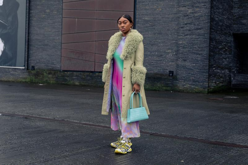 Copenhagen Fashion Week Fall/Winter 2020 Street Style Saks Potts