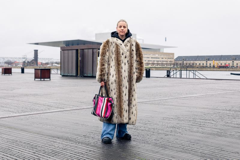 Copenhagen Fashion Week Fall/Winter 2020 Street Style Balenciaga