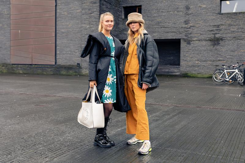 Copenhagen Fashion Week Fall/Winter 2020 Street Style Stella McCartney